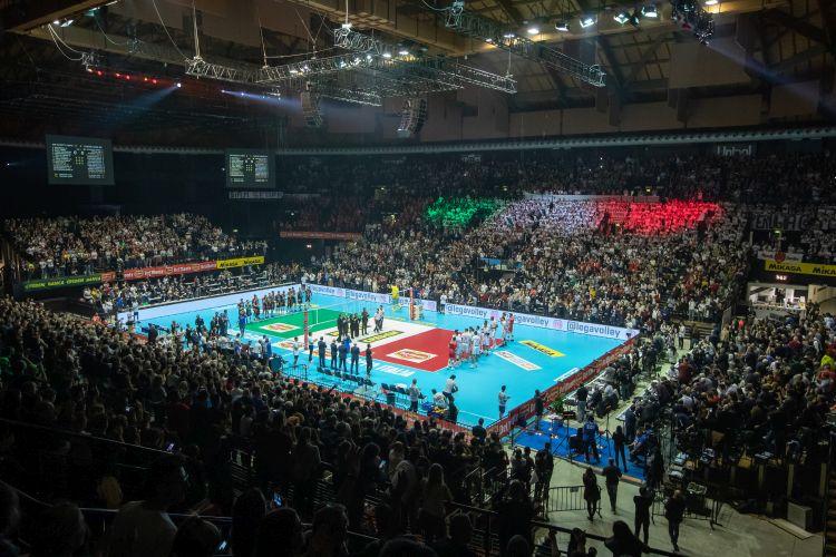Quarto Di Monte.Big Numbers For Del Monte Italian Cup Final Four